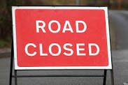 B645 closed at the A6 roundabout for two nights
