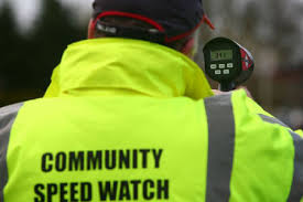 Community Speed Watch Results