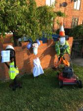 The Keyworker Scarecrow Competition