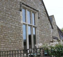 Village Hall window replacement work completed